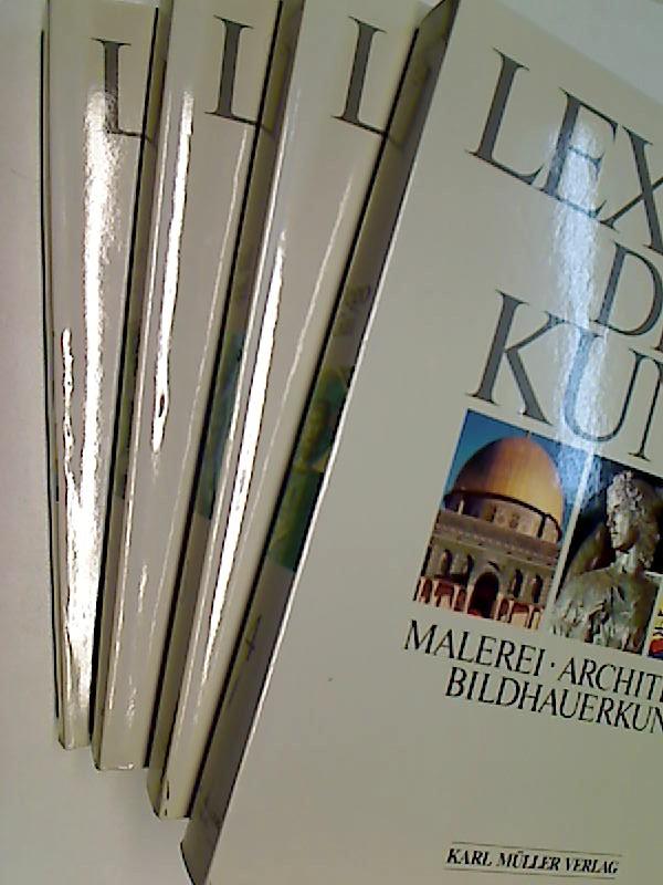 Wiench ( Red.), Peter: Lexikon der Kunst. Malerei, Architektur, Bildhauerkunst, 12 Bände, = komplett