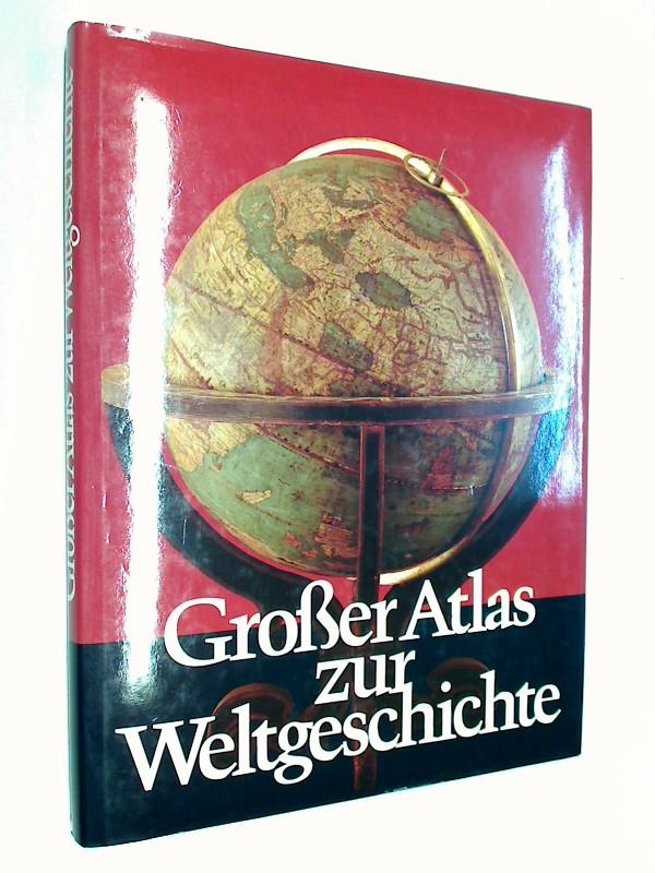 Stier, Hans Erich: Grosser Atlas zur Weltgeschichte. .