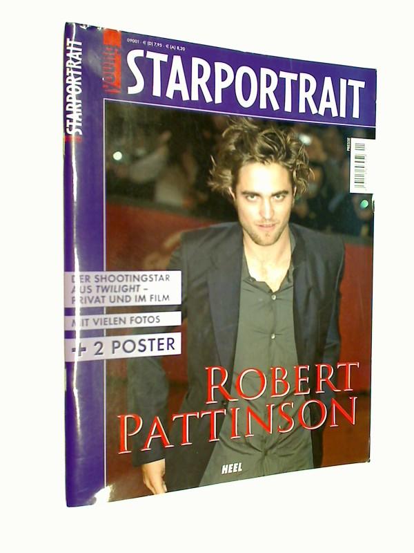 Starportrait Robert Pattinson