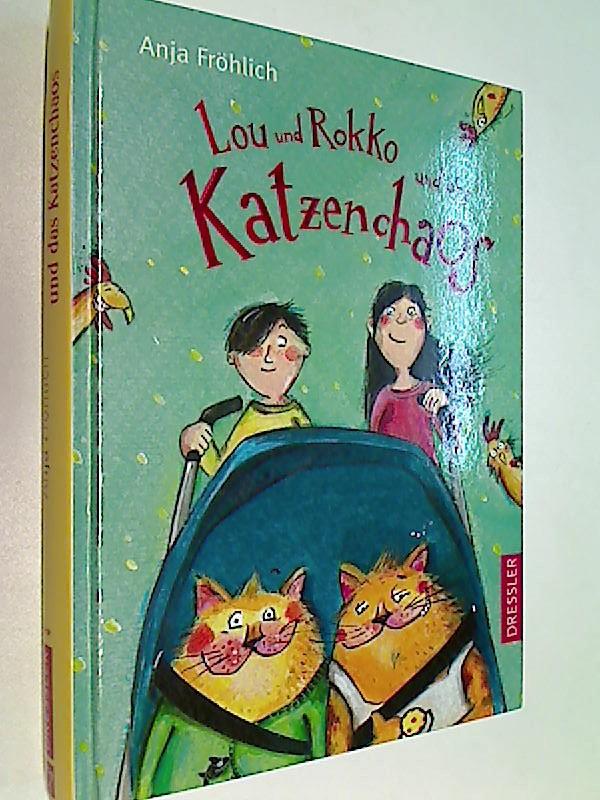 Lou und Rokko und das Katzenchaos.