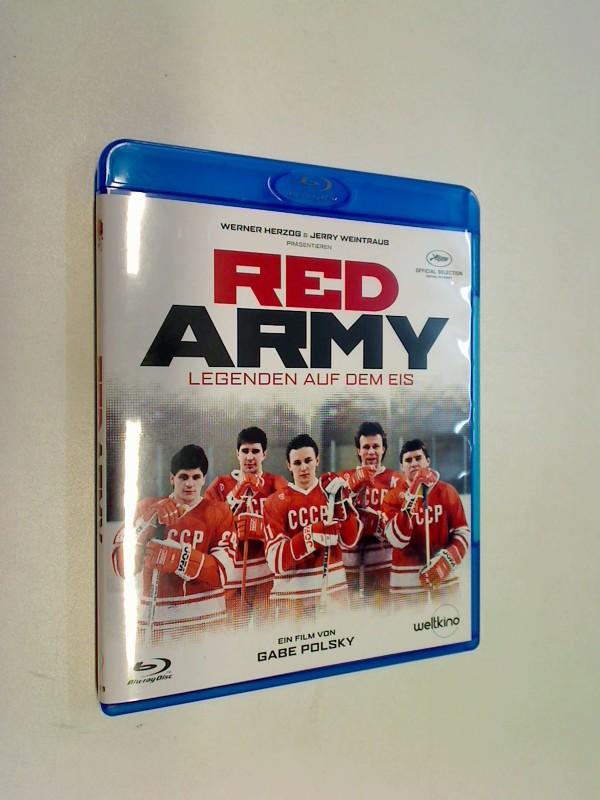 Red Army - Legenden auf dem Eis [Blu-ray]