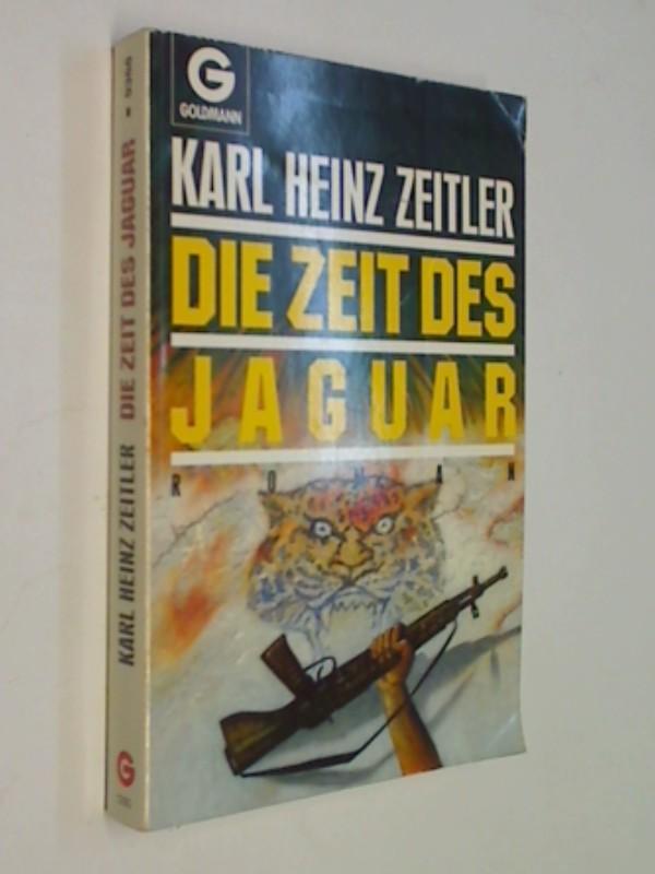Die Zeit des Jaguar. Roman, Goldmann 9368