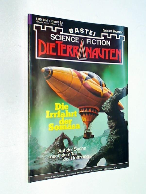 Die Terranauten Bd. 52: Die Irrfahrt der Somasa. Roman-Heft