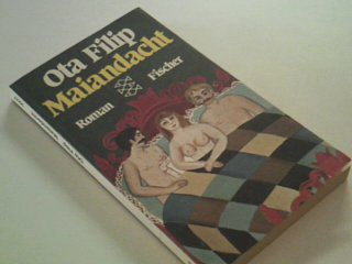 FILIP, Ota: Maiandacht. roman