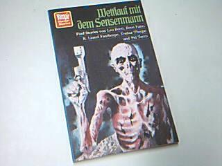 Wettlauf mit dem Sensenmann. Vampir Horror-Roman ( Sories) Taschenbuch 32 ;  1. Auflage 1976 DEV
