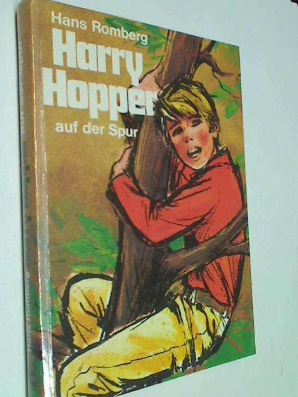 Harry Hopper auf der Spur.