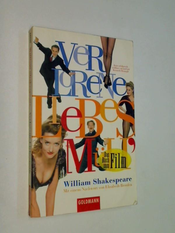 SHAKESPEARE, WILLIAM: Verlorene Liebesmüh'. Goldmann 44920