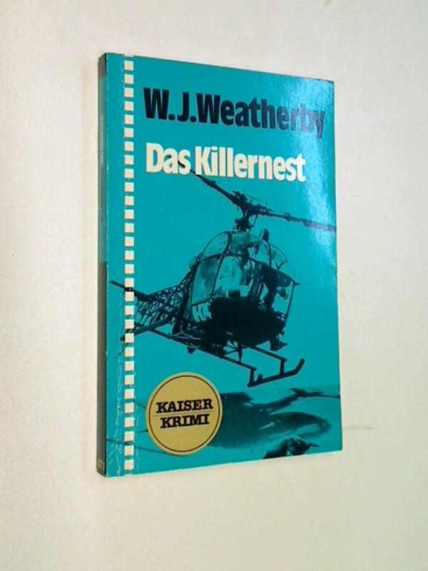 Das Killernest.  Kaiser Krimi 71