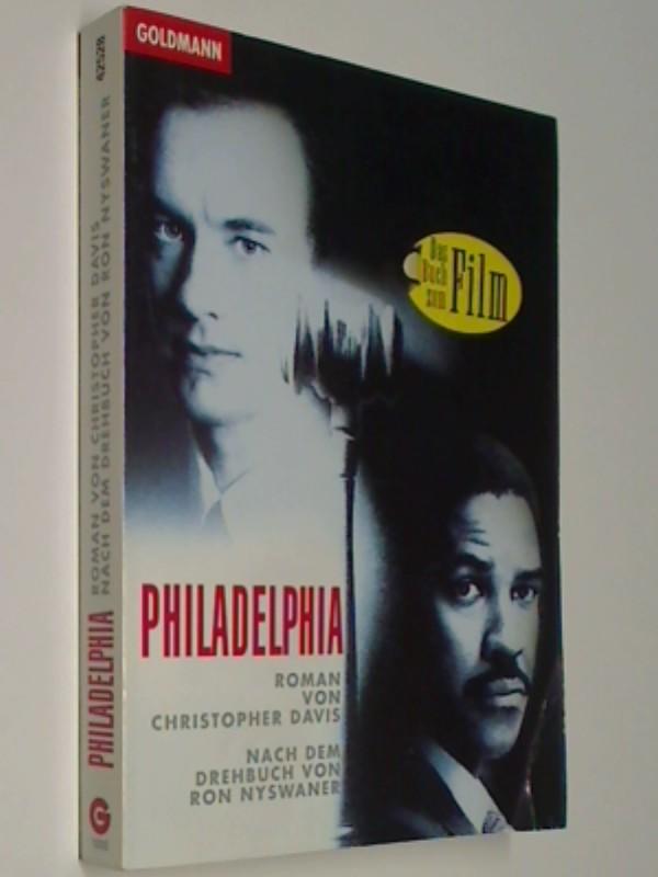 DAVIES, CHRISTOPHER: Philadelphia. Roman zum Film. Goldmann 42528 ; 344242528x