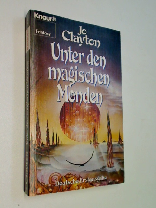 Unter den magischen Monden 3426057875, ERSTAUSGABE 1984