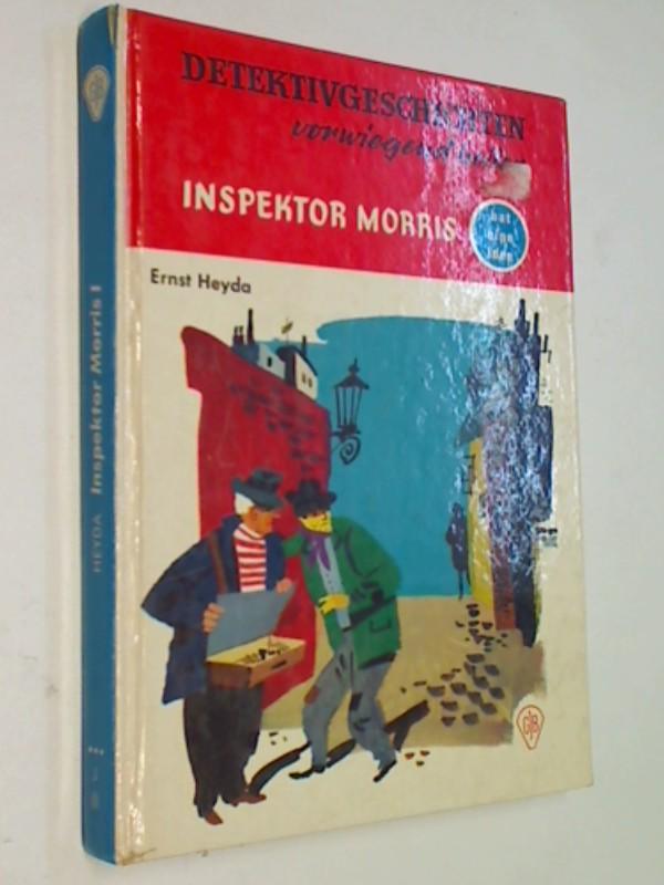 Detektivgeschichten - Inspektor Morris hat eine Idee.