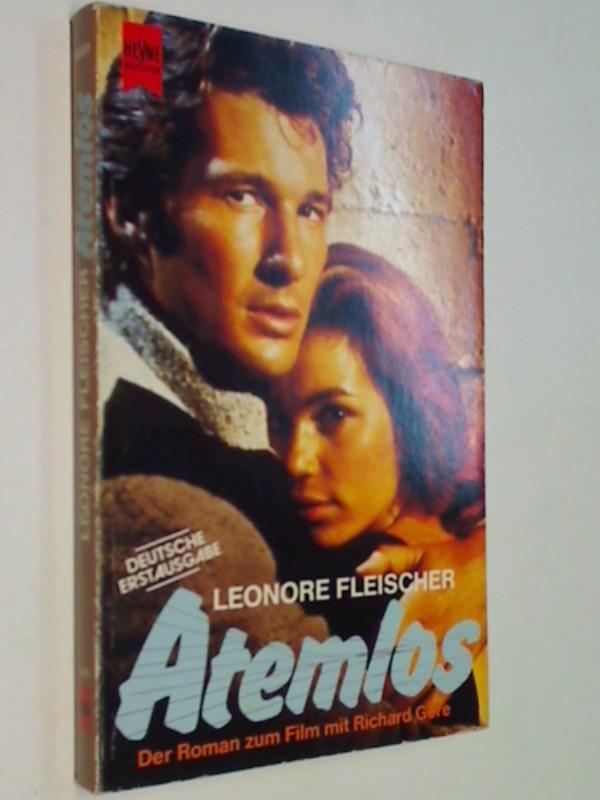 ATEMLOS. Roman zum Film. ERSTAUSGABE 1983