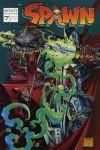 Spawn Prestigeausgabe 7 , 1. Auflage 1997, Infinity Image Comics,  Prestige-Format ; 3932430077 1. Auflage !  mit erhabenem Titelschriftzug,