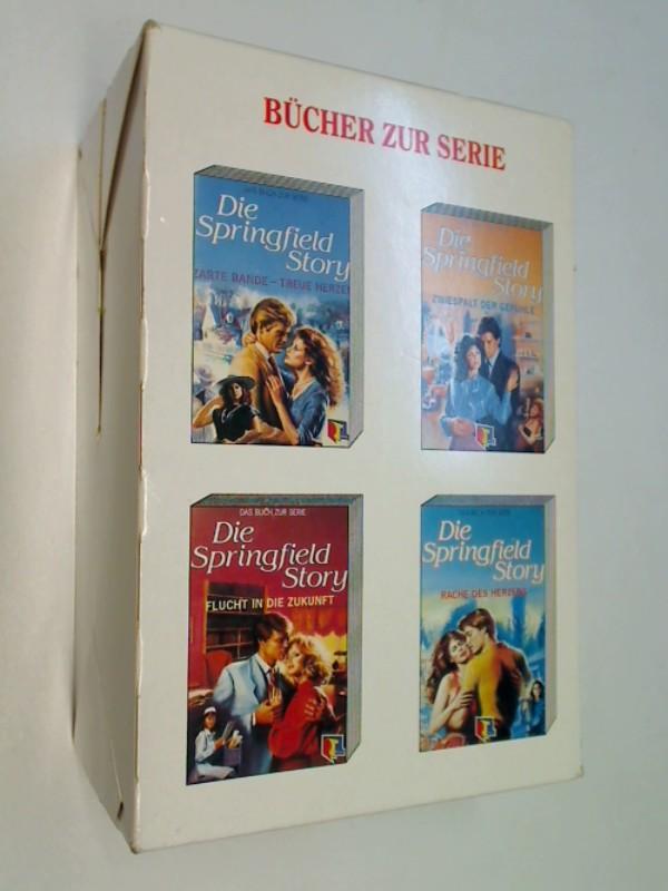 Die Springfield Story, Zarte Bande - treue Herzen , Zwiespalt der Gefühle, Flucht in die Zukunft, Rache des Herzens. Vier Bände