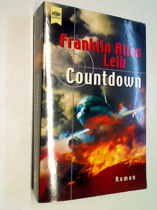 Countdown. Roman. Thriller