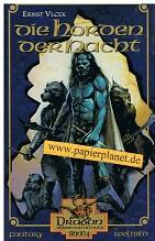 Die Herren der Nacht,  Dragon Söhne von Atlantis Band 4. Fantasy Roman (Weltbild)