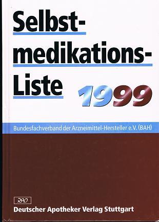 Selbstmedikationsliste 1999.