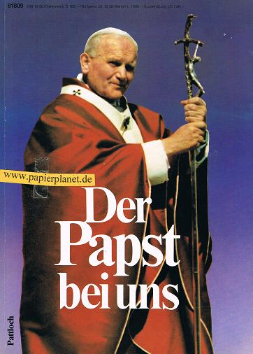 Der Papst bei uns. 3557911896