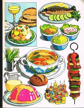 Leichte schnelle Küche . 1. Auflage