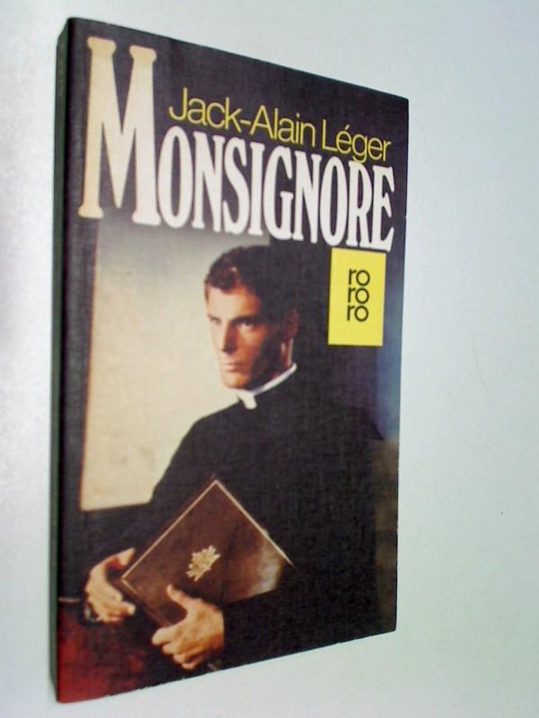 Monsignore . Roman . rororo 5121 ;  3499151219