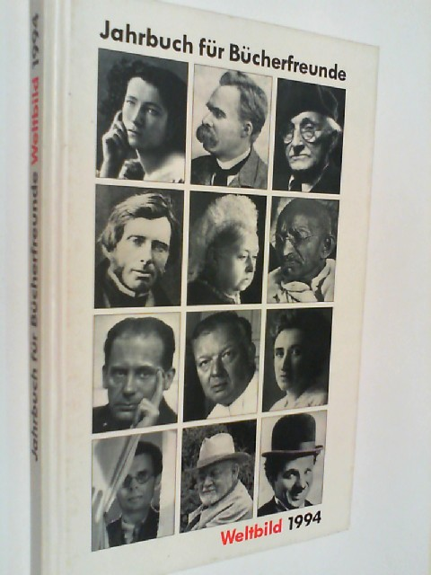 Jahrbuch für Bücherfreunde 1994