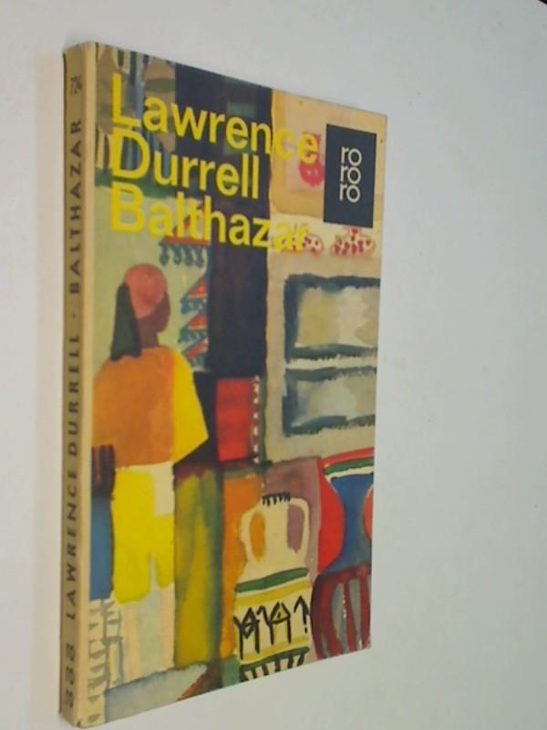 Balthazar .1965, rororo Taschenbuch 724 ungek. Ausg.