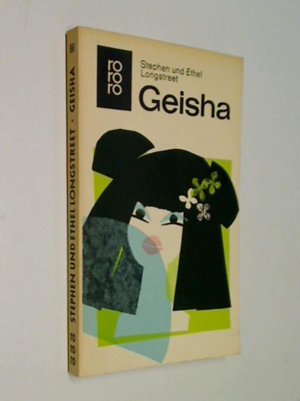 Geisha., rororo 861, 1. Auflage 1966