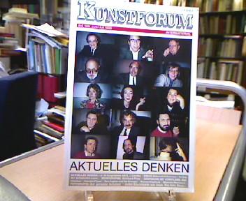 Kunstforum International. Die aktuelle Zeitschrift für alle Bereiche der bildenden Kunst. Bd. 108 : Juni / Juli 1990