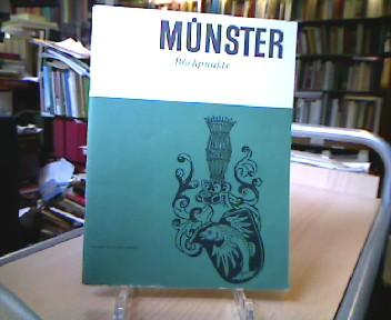 """Annette von Droste-Hülshoff. Münster - Blickpunkte, 3. Folge der Zeitschrift """"Das schöne Münster"""", hrsg. vom Werbe- und Verkehrsamt der Stadt Münster."""
