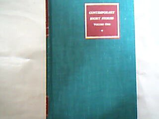 Contemporary Short Stories. Representative Selections. Vol. I-III (= The American Heritage Series, no. 12-14). 3 Vols.