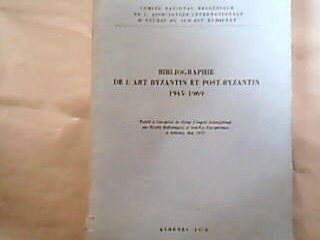 Bibliographie de l