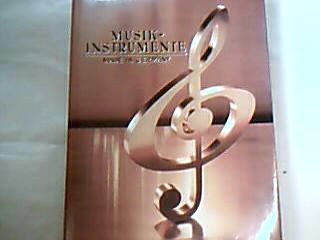 Musikinstrumente. Made in Germany. Eine Dokumentation der Deutschen Musikinstrumentenhersteller. 1. Auflage [1-50.000]