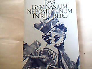 Das Gymnasium Nepomucenum in Rietberg. Ein Beitrag zur kulturellen und politischen Geschichte des Rietberger Landes.