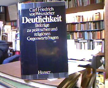Deutlichkeit : Beiträge zur politischen und religiösen Gegenwartsfragen.
