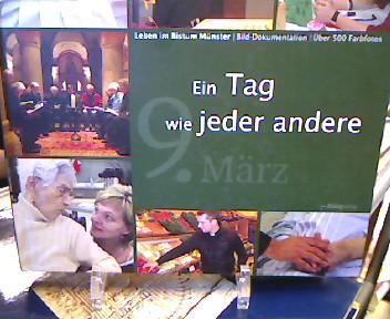 Ein Tag wie jeder andere 9. März : Leben im Bistum Münster , [Bild-Dokumentation]. (Hrsg.) 1. Aufl.