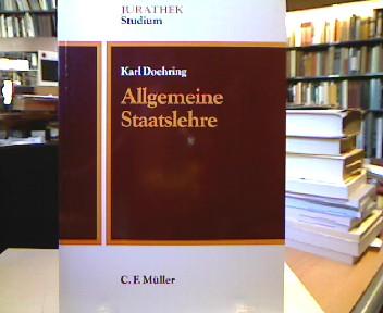 Allgemeine Staatslehre : eine systematische Darstellung. Jurathek : Studium