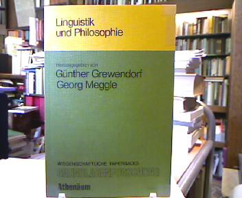 Linguistik und Philosophie. Wissenschaftliche Paperbacks Grundlagenforschung : Studien , 3.