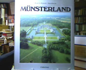 Münsterland. Ein Buch von Rainer A. Krewerth, der die Texte schrieb, von Dieter Rensing, der die Aufnahmen machte, u. von Elmar Nordmann, der die Gestaltung übernahm. 3. Aufl.