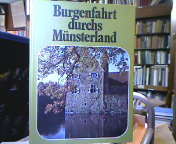Burgenfahrt durchs Münsterland. Fotos von Eva Umscheid.