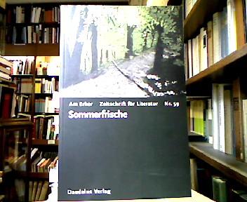 Sommerfrische (Am Erker ; Nr. 59).
