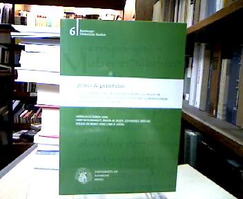 Genus & generatio : Rollenerwartungen und Rollenerfüllungen im Spannungsfeld der Geschlechter und Generationen in Antike und Mittelalter. (= Bamberger Historische Studien ; Bd. 6).