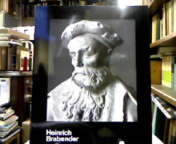 Eickel, Hans. Heinrich Brabender. (= Bildhefte des Westfälischen Landesmuseums für Kunst Münster).