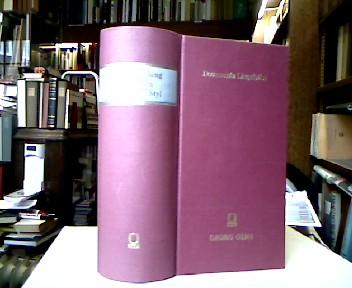 Über den deutschen Styl [Stil] : 3 Th. in 1 Bd. (Documenta linguistica : Ergänzungsreihe). Nachdr. d. Ausg. Berlin 1785.