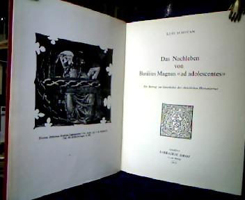 Schucan, Luzi. Das Nachleben von Basilius Magnus