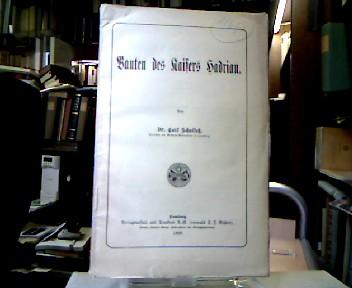 Bauten des Kaisers Hadrian. (= Sammlung gemeinverständlicher wissenschaftlicher Vorträge ; n.F. 13. Serie, H. 289/290).