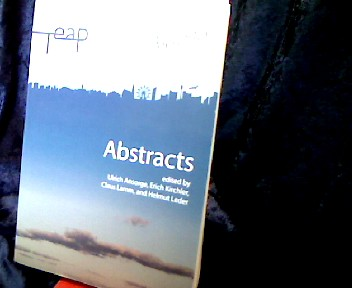 Abstracts of the 55th Conference of Experimental Psychologists. TeaP 2013.