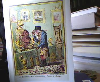 Der Archäologe . Porträt 3 (?) Graphische Bildnisse des 16.-19. Jahrhunderts aus dem Porträtarchiv Diepenbroick. Katalog der Ausstellung Münster 1984