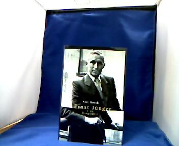Ernst Jünger : eine Biographie. 1. Auflage.