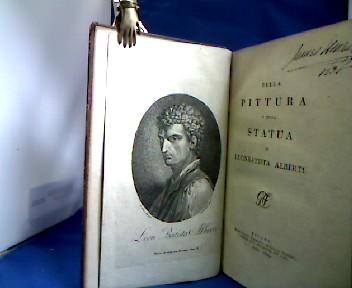 Della Pittura e della Statua die Leonbatista Alberti