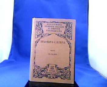 Pindari Carmina cum Deperditorum Fragmentis Selectis. Ed. W. Christ. Bibliotheca Teubneriana. 2. Auflage.